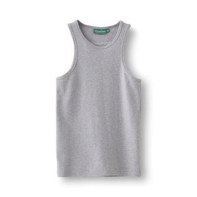 H2O Fagerholt Gang Tank Top Light Grey Mel