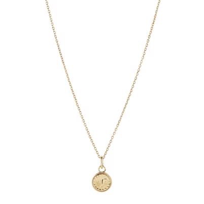 Maria Black Tyra Life Necklace Gold