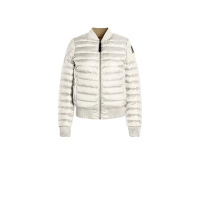 Parajumpers Sharyl Reverso Jakke White/Cappucino