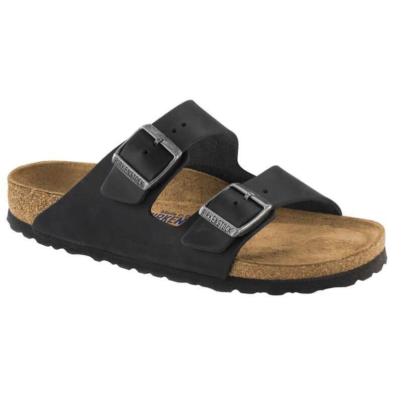 af5bd452 Sorte Arizona Birkenstock Sandaler Sort ➤ Køb Her ➤