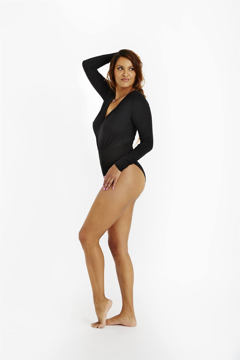 Comfy Copenhagen body I need somebody deep black - shop her
