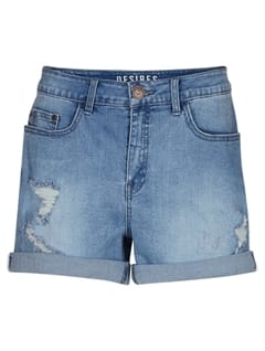 Desires eleo blue denimshorts