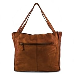 Redesigned by dixie aro shopper cognac
