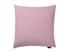 Louise Roe sailor knit cushion pink
