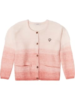Scotch and Soda Chunky Mohair Cardigan Rosa
