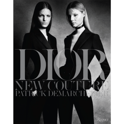 New Mags Fashion Book Dior New Couture