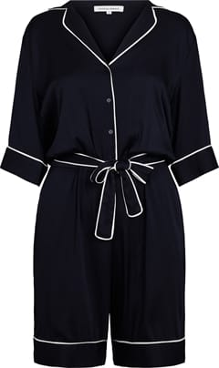 Second Female Lilou Playsuit Navy