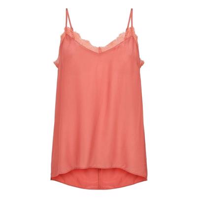 Second Female Melissa Strap Top Faded Rose