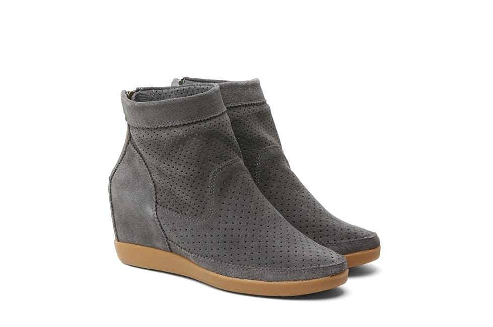 Shoe the bear emmy dark grey  - shop hos blossom.dk