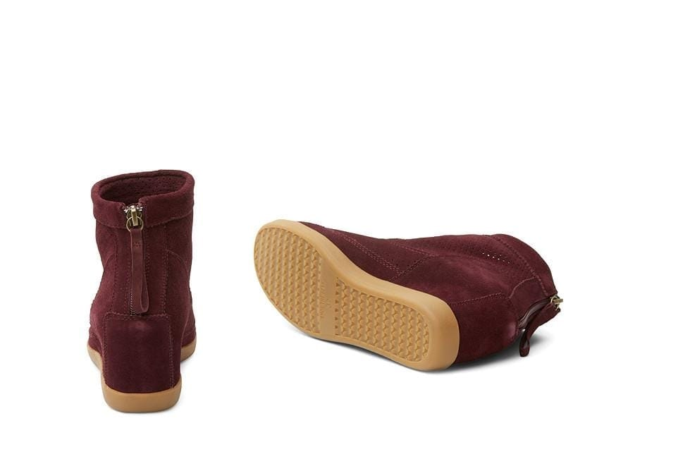Shoe the bear emmy burgundy - shop hos blossom.dk