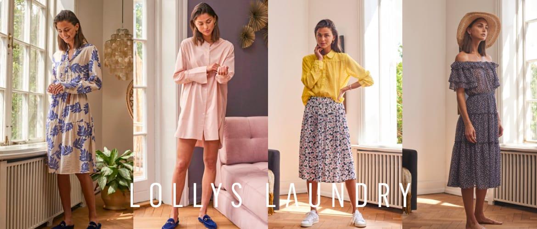 9ed3c477dbb Lollys Laundry | Shop Lolly's Udsalg og Nyheder Her