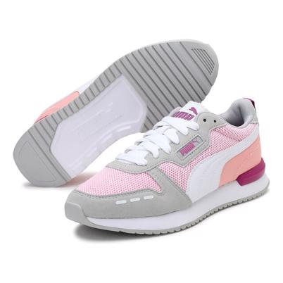 Puma R78 Sneakers Pink Lady White Gray Violet