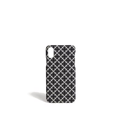 By Malene Birger Pamsy Iphone Cover X Black