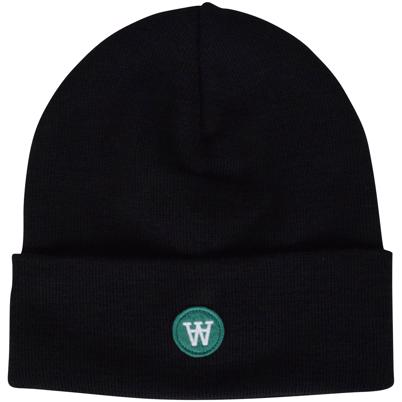 Wood Wood Gerald Tall Beanie Hue Black