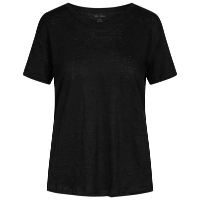 Gai Lisva Liv O-neck T-shirt Black