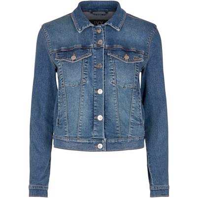 Ivy Copenhagen Zey Denim Jakke Denim Blue