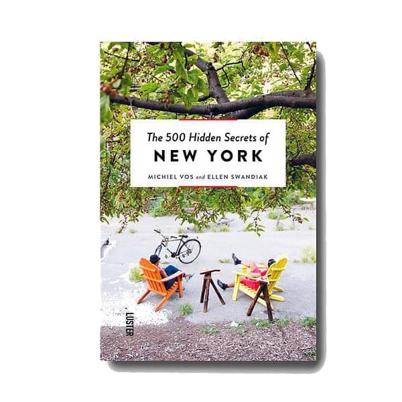 New Mags The 500 Hidden Secrets Of New York Fashion Book
