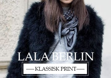 Lala Berlin Autumn Winter Styles aw17