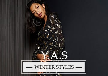 YAS Winter Styles aw17 Christmas