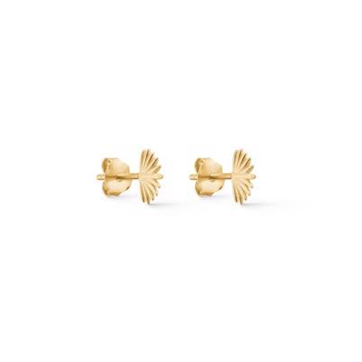 045a86c4762 Twirl Øreringe Guld ➤ Enamel ➤ Shop Nyheder Online