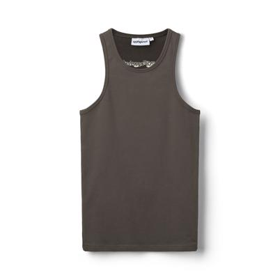 H2O Fagerholt Gang Tank Top Forest Green