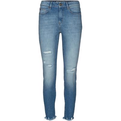 Ivy Copenhagen Alexa Como Distressed Jeans Denim Blue