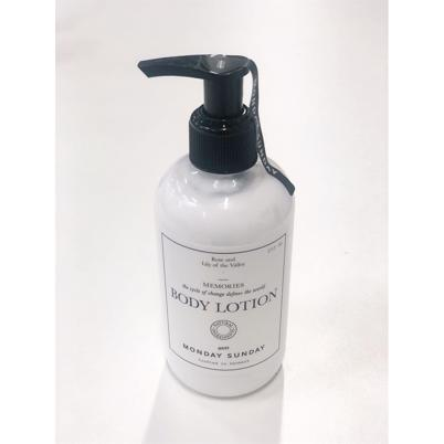 Monday Sunday Memories Body Lotion 250 ml