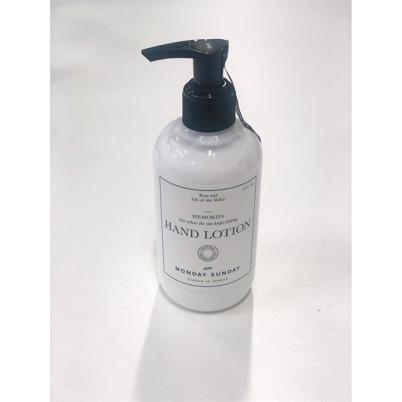 Monday Sunday Memories Handlotion 250 ml