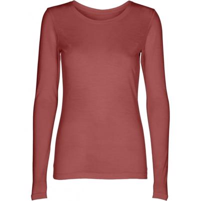 Moonchild Fave Long Sleeve Bluse Marsala