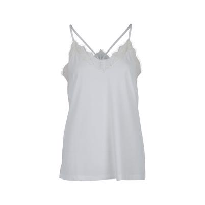 Neo Noir Hanna Top Off White