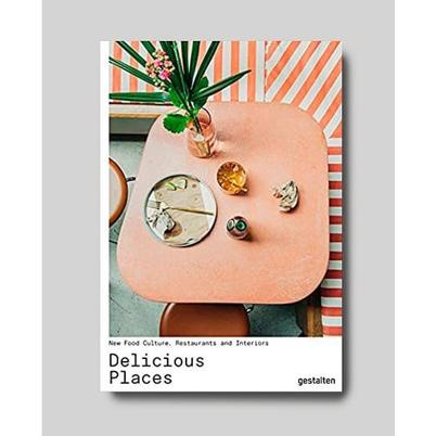 New Mags Delicious Places Fashion Book