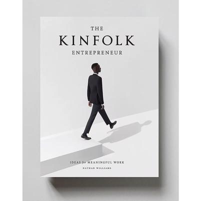 New Mags The Kinfolk Entrepreneur Fashion Book
