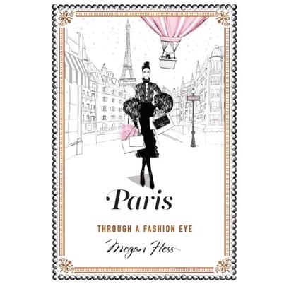 New Mags Fashion Book Paris Through A Fashion Eye