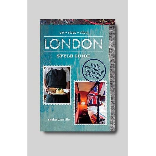 New Mags London Style Guide Fashion Book