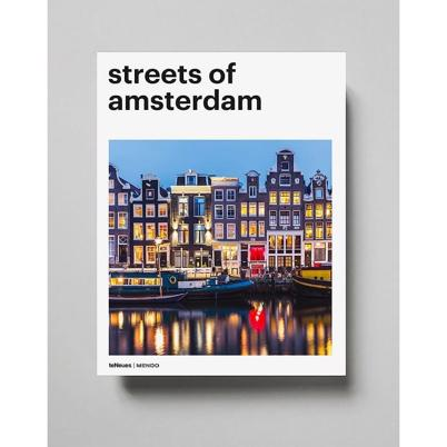 New Mags Streets Of Amsterdam Fashion Book