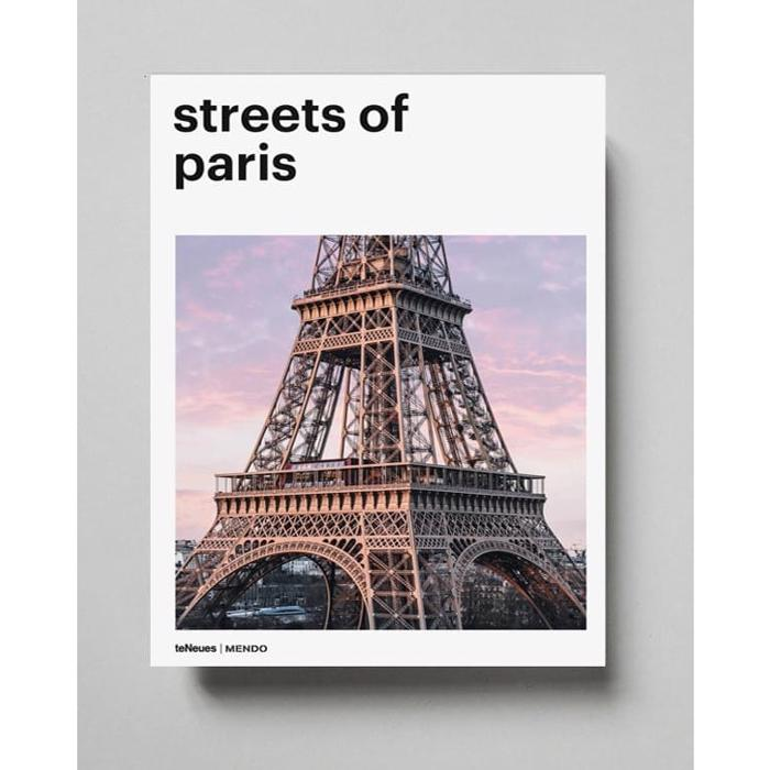 New Mags Streets Of Paris Fashion Book