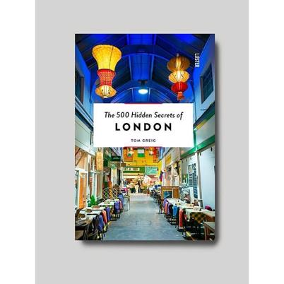 New Mags The 500 Hidden Secrets Of London Fashion Book