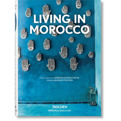 New Mags Fashion Book Living In Morocco