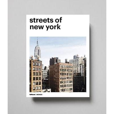 New Mags Fashion Book The Streets of New York