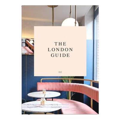 New Mags The London Guide 002 Fashion Book