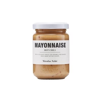 Nicolas Vahe Mayonnaise m. Hot Chili