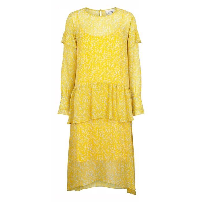 e9cfe20d3560 ☀ Female Shop Nyheder Olivia Second Kjole Sunshine qRZUT