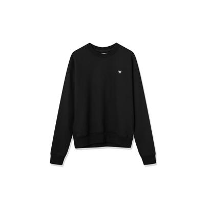 Wood Wood Jess Sweatshirt Black