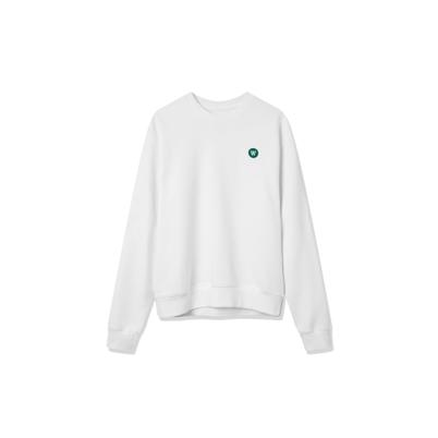 Wood Wood Jess Sweatshirt Bright White